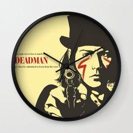 Deadman Wall Clock