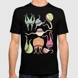 mostriciattoli 2 pattern T-shirt