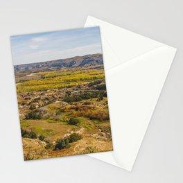 Badlands, Theodore Roosevelt NP, ND 4 Stationery Cards