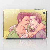 golden iPad Cases featuring Golden by Daunt