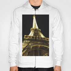 Tour Eiffel By Night Hoody