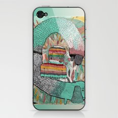 Las Garrapatas de Bruno iPhone & iPod Skin