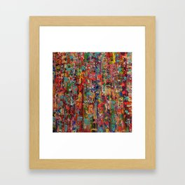 Color 31 Framed Art Print