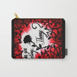 Thorny Carry-All Pouch