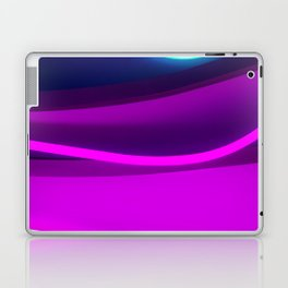 Neon Wonder Laptop & iPad Skin