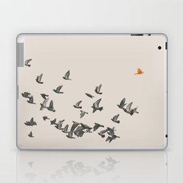 Bird and Birds Laptop & iPad Skin