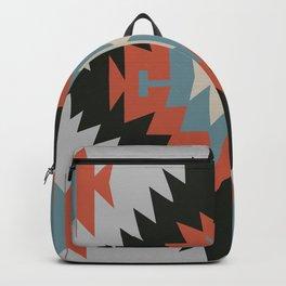 Southwestern Santa Fe Tribal Indian Pattern Backpack