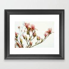Portraits of Spring - III Framed Art Print