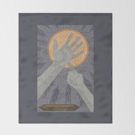 Dandelions - (Artifact Series) Throw Blanket