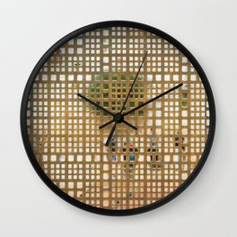 The Western Wall Wall Clock