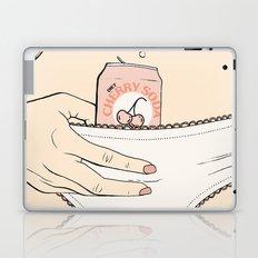 Cherry Soda Laptop & iPad Skin