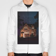C1.3D PAPERSHOPPE BY NIGHT Hoody