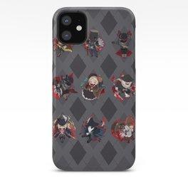 Bloodborne Argyle iPhone Case