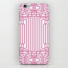 rockabilly lines iPhone & iPod Skin
