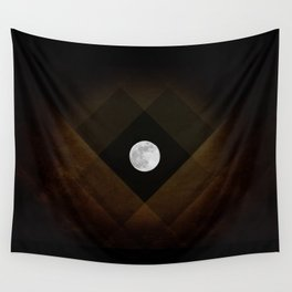Super Moon Wall Tapestry