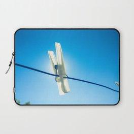 Eclipse de pinza Laptop Sleeve