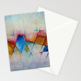 Symphony in C (Color) Stationery Cards