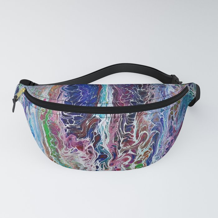 Rainbow of Color Fanny Pack