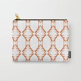 Modern Antler: Orange Carry-All Pouch