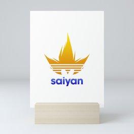 Saiyan Originals Mini Art Print
