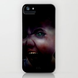 Leila iPhone Case