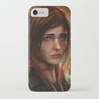 ellie goulding iPhone & iPod Cases featuring Ellie by Nicole M Ales