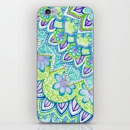 Sharpie Doodle 2 iPhone Skin