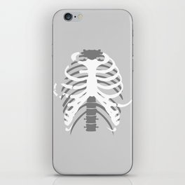 Your Body On Skate iPhone Skin