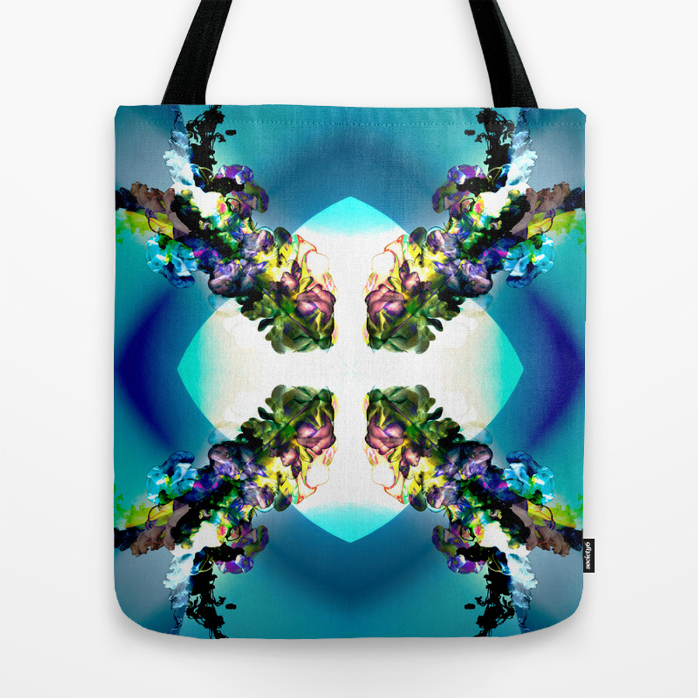 Project 71.33 - Abstract Photo-montage Tote Purse by R_sp_c (TBG9735438) photo