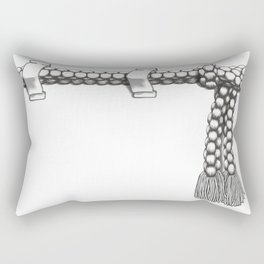 Cordao Grande Mestre Rectangular Pillow
