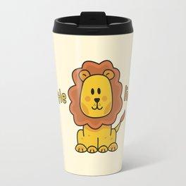 Little Lion Travel Mug