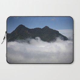 Cloudy Mountain Laptop Sleeve