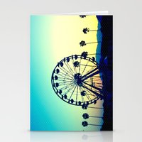 coachella Stationery Cards featuring Coachella Memories by Electric Avenue