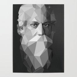 Rabindranath Tagore (7 May 1861 – 7 August 1941) Poster