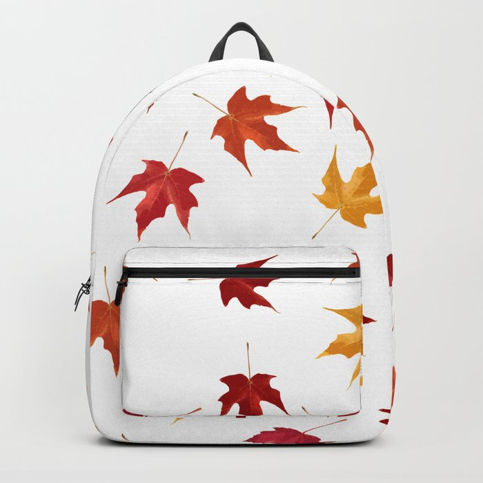 Fall Golden Leaves Backpack