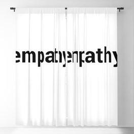 empathy Blackout Curtain