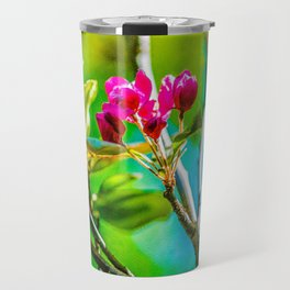 Blossom Inside Travel Mug