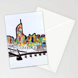 BRISBANE POSTCARD SERIES 009 Stationery Cards