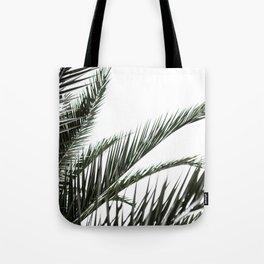Palm Leaves 2 Tote Bag