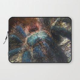 Greenbottle Blue Tarantula Laptop Sleeve