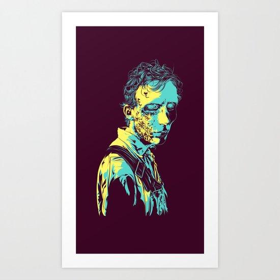 ZMB 01 Art Print