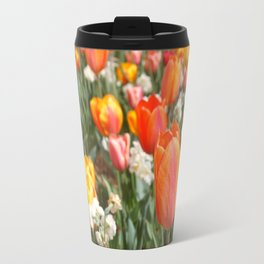 Tulip Field Travel Mug