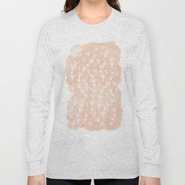Blush Vines Long Sleeve T-shirt