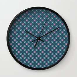 Untitled Pattern 2 Wall Clock