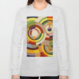 Colour Revolution SIX Long Sleeve T-shirt