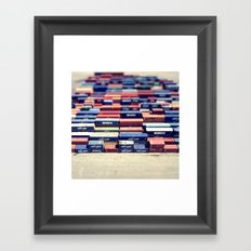 Container 1 Framed Art Print