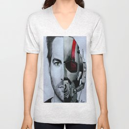 Ant Man Unisex V-Neck