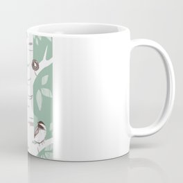Birch Birds Coffee Mug