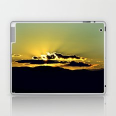 The Sky Is The Limit. Laptop & iPad Skin