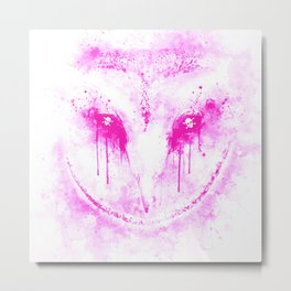 barn owl wsdp Metal Print